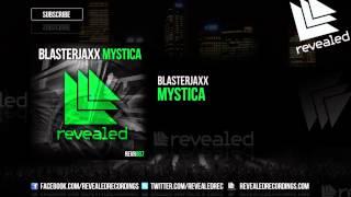 Thumbnail for Blasterjaxx — Mystica
