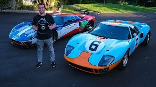 DRIVING A FORD GT40 - THE MOST LEGENDARY RACECAR OF ALL TIME by Vehicle Virgins