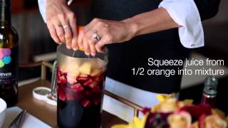 How To: Spiced Sangria With Seven Daughters