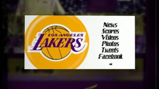 Los Angeles Lakers Fan App YouTube video