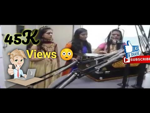 Video Best Nisha Shinde Prform in 92.7 Big FM Aashadi Ekadashi Gaud Nam vittobach Sangee Samarat download in MP3, 3GP, MP4, WEBM, AVI, FLV January 2017