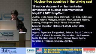 The NPT: Attitudes of Non-Aligned Movement and Non-Nuclear Weapon States