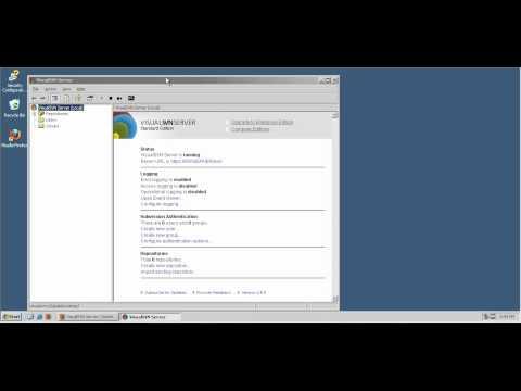 How to Install and Cofigure Visual SVN Server By Ashish Vikhar