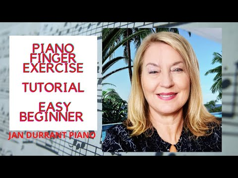 Left Hand Piano Exercises