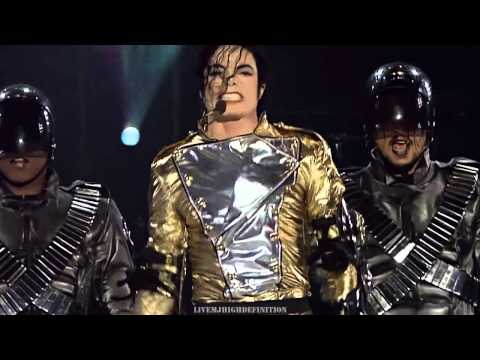 Michael Jackson - They Don't Care About Us - Live Munich 1997- Widescreen HD (видео)