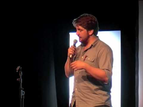 Pierre Novellie | Chortle Student Comedy Award final 2012