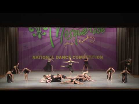 Best Contemporary // THIS BITTER EARTH - Diana Evans School of Dance [Dayton, OH]