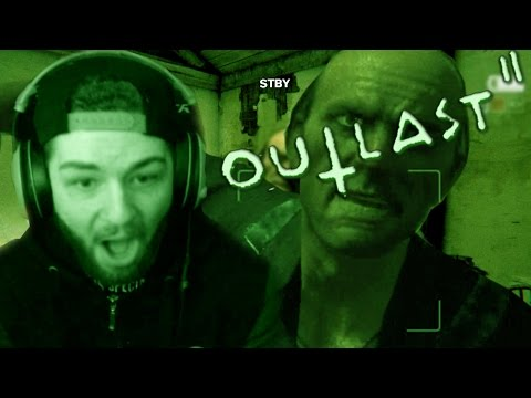 THE JUMPSCARES NEVER END! (Outlast 2 Part 2)