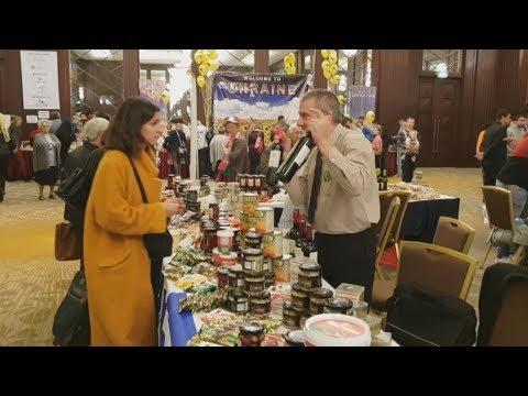 Χριστουγεννιάτικο μπαζάρ των ευρωπαϊκών πρεσβειών στο Κάιρο