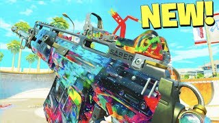 the NEW DLC TACTICAL RIFLE is..