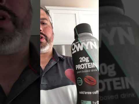 Review of owyn nutrition plant protein shakes