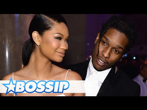 Does chanel iman dating asap rocky