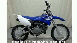 4. 2013 Yamaha TT-R 110E - Specs and Info