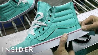 Video How Vans Makes Its Iconic Sneakers MP3, 3GP, MP4, WEBM, AVI, FLV Maret 2019