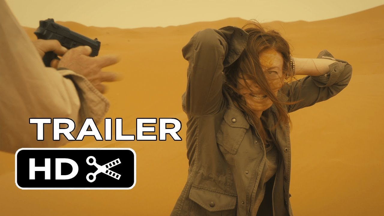 Everyone has a Price. Get ready for an International Hunt in Gaelan Connell's 'Blood, Sand and Gold' (Trailer)