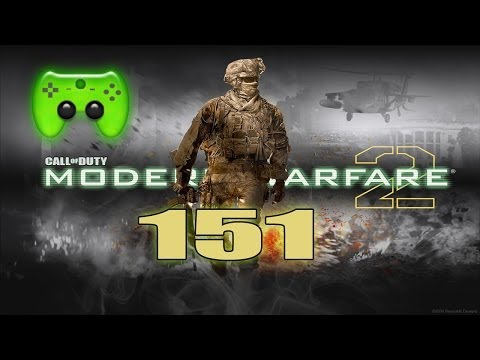MODERN WARFARE 2 # 151 - Bailout Battle ohne G18 «»  Let's Play Modern Warfare 2 | HD