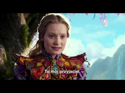 Alicja po drugiej stronie lustra - trailer