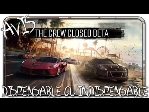 Avis sur la beta de The Cew (Ps4 & Xbox One)
