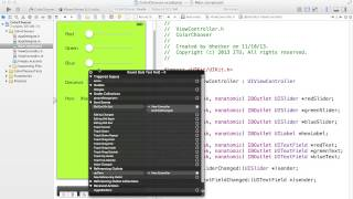 Fall 13-2 Objective-C - Lecture 16