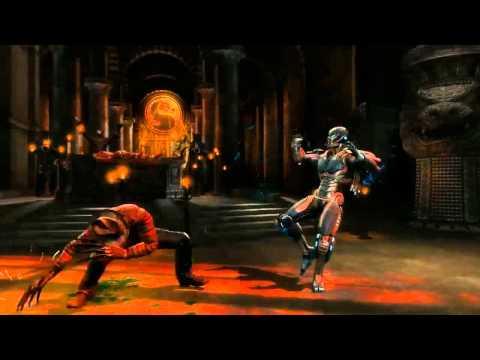 Mortal Kombat #11