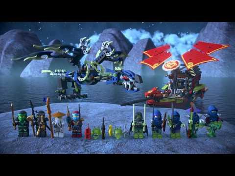 """Конструктор Корабль """"Дар Судьбы"""". Решающая битва - LEGO NINJAGO - фото № 8"""