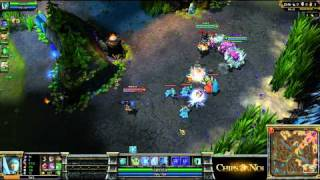 (HD038) Tournoi CHZ aAa - part 2 - League of Legends Replays [FR