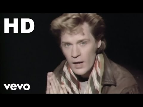 Daryl Hall & John Oates - Say it Isn't So (Official HD Video)