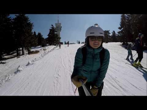 Skiareál Klínovec 2019