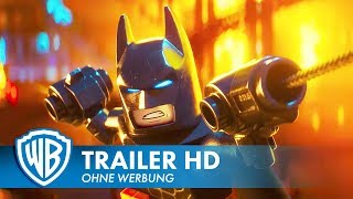 THE LEGO BATMAN MOVIE - Trailer #4 Deutsch HD German (2017)