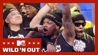 Tech N9ne & Black Squad Turn Up! | Wild 'N Out: Greatest Hits | MTV