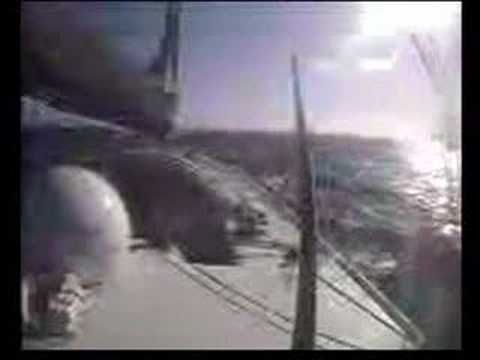 Alex Thomson HUGO BOSS rescue VELUX 5 OCEANS solo yacht race