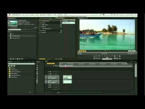 tutorial adobe premiere video editing 1 basic l dasar l pemula bahasa indonesia