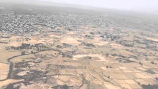 Allahabad India  city photos gallery : Landing Bamrauli Airport - Allahabad, India