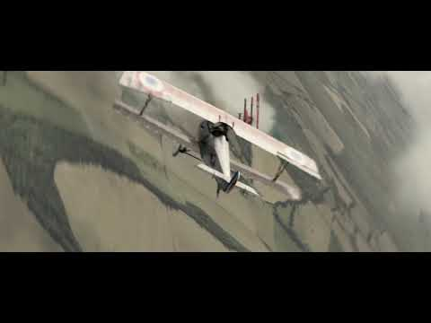Flyboys 2006 - German Gotha Bomber Plane [HD]