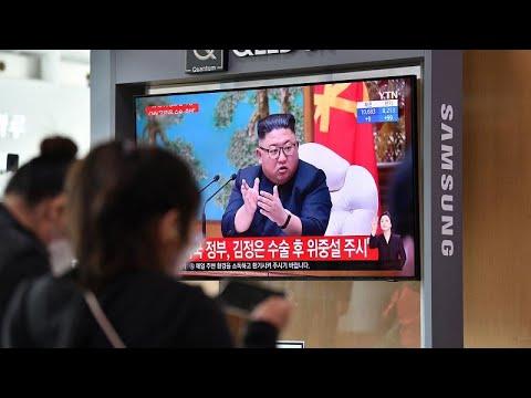 Nordkorea: Gerüchte um Kim Jong Un - von chinesischer Hilfe bis Todesmeldungen