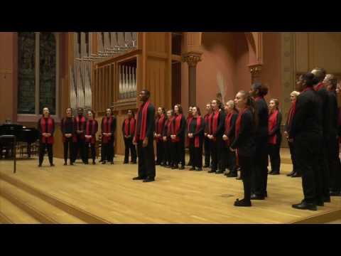 Asimbonaga performed by Boston City Singers' Tour Choir - February 4, 2017