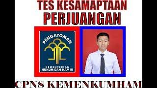 Download Video #3 VLOG CPNS KEMENKUMHAM (tes kesamaptaan) MP3 3GP MP4