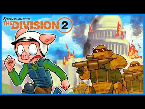 *NEW* CAMPAIGN MISSIONS in The Division 2! (The Division 2 Funny Moments Gameplay 4K) - Thời lượng: 10 phút.