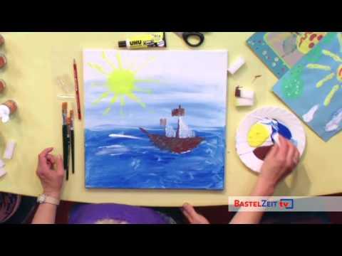 Bastelzeit TV 43 - Mucki Bastelfarben mit Wettbewerb
