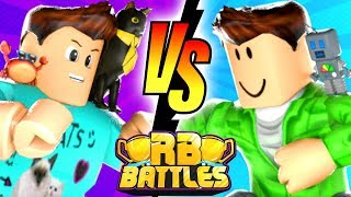 DENIS vs SUB - RB Battles Championship For 1 Million Robux! (Roblox)