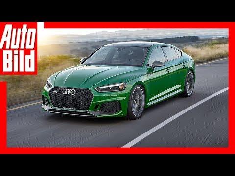 Audi RS 5 Sportback (2018) Details/Erklärung