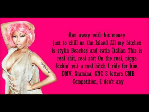 Nicki Minaj- Take It To The Head Lyrics
