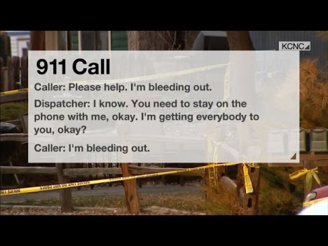 'I'm bleeding out,' woman tells 911 after fetus cut out