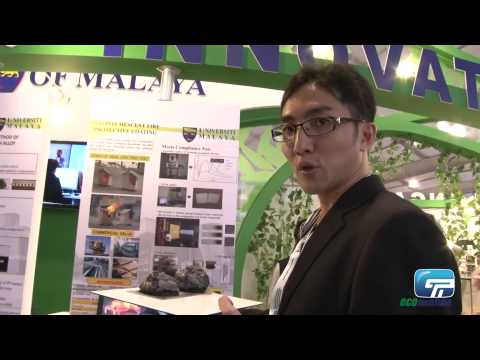 University of Malaya : Fireproof Intumescent Coating
