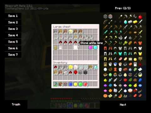 Minecraft แนะนำMod Part. 1