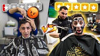 $10 Haircut VS $100 Haircut... **biggest mistake ever**