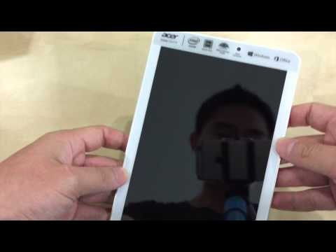 Unbox Acer Iconia Tab 8 W1 810 [THA]