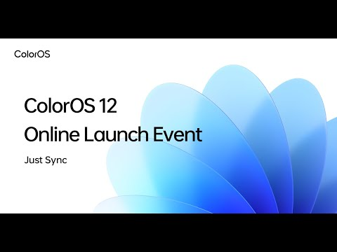 OPPO ColorOS 12 | GLOBAL LAUNCH (FULL)