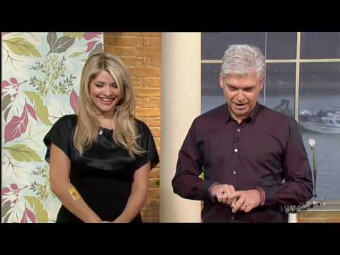 Holly Willoughby Bloopers / chat - This Morning - 24th Feb 2010
