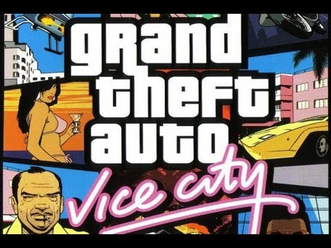 grand theft auto vice city playstation 2 video
